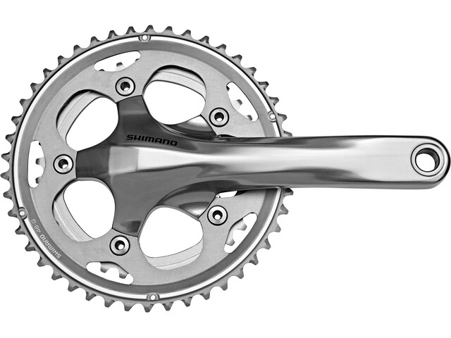 Shimano FC-CX50 Crankset Cyclocross 2x10-speed 46-36 tanden